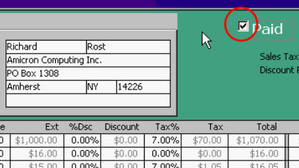 Microsoft Access 326: Inventory, Quantity On Hand, OldValue