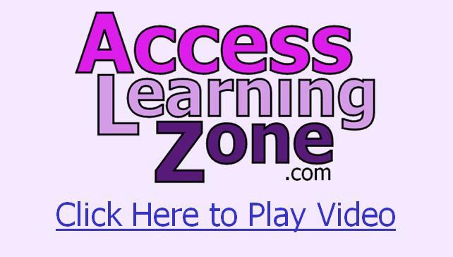 Microsoft Access Tutorial: Toggle Button Colors