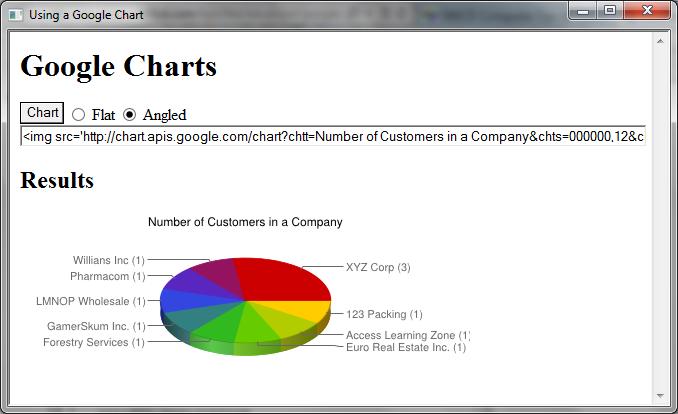 Microsoft HTA Tutorial: Advanced - Using Google Charts